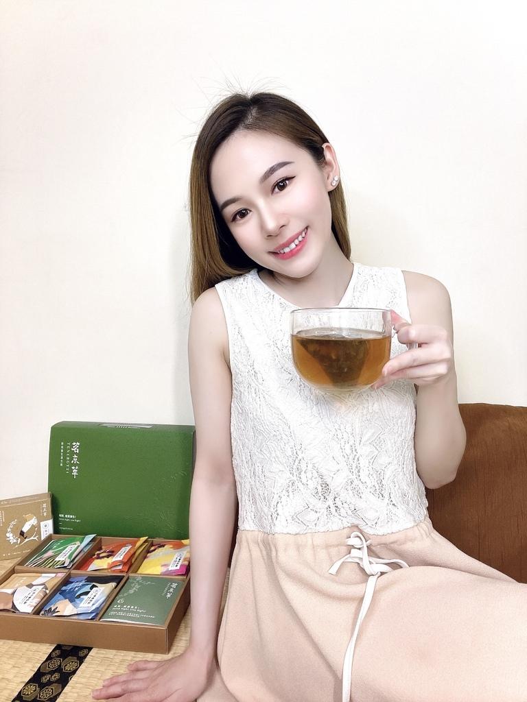 薄荷紫蘇茶