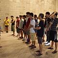 台北市東區水上救生協會-2753期-劉總教練開班啟示