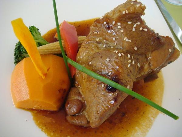 日式烤豬肋排