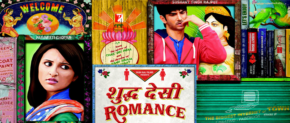 Shuddh-Desi-Romance