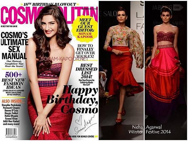 Sonam Kapoor cosmo 2014.preview