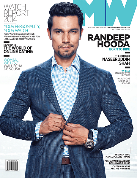 Randeep Hooda Man