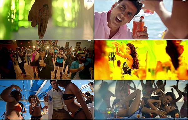 Alcoholic Official HD Video Song - The Shaukeens (2014) By Yo Yo Honey Singh  Akshay Kumar & Lisa Haydon