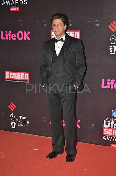 Shah Rukh_Screen Awards_1
