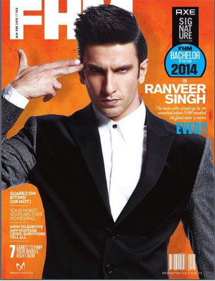 Ranveer_FHM India