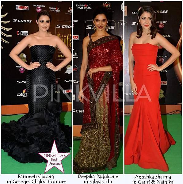 Best Dressed IIFA Awards 2015_0