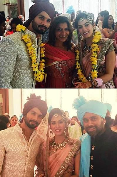 sasha post wedding