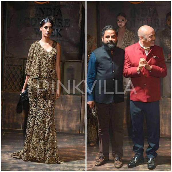 Sabyasachi Christian Louboutin India Couture Week12.preview