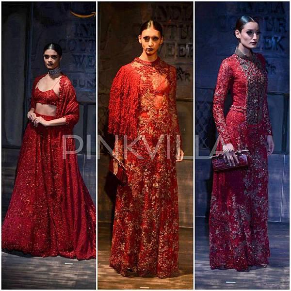 Sabyasachi Christian Louboutin India Couture Week_0