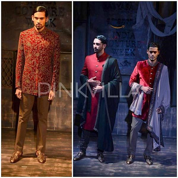 Sabyasachi Christian Louboutin India Couture Week2015.preview