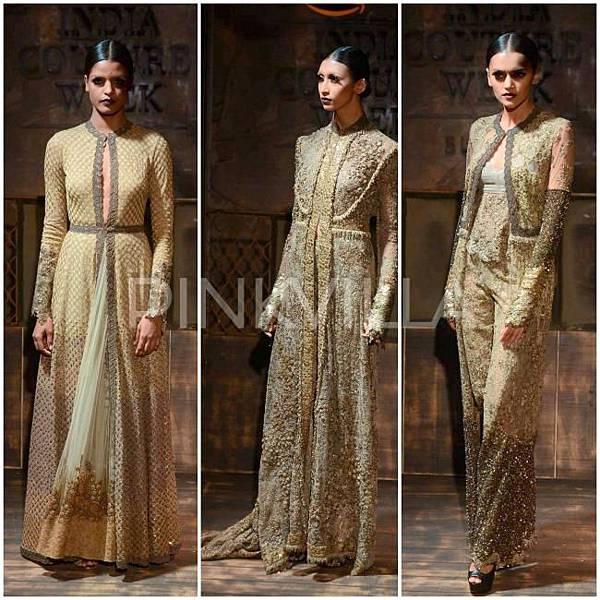 Sabyasachi Christian Louboutin India Couture Week4.preview