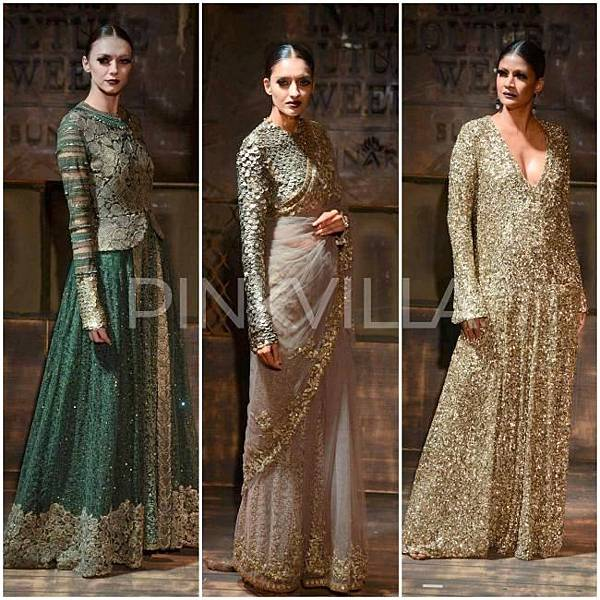 Sabyasachi Christian Louboutin India Couture Week5.preview