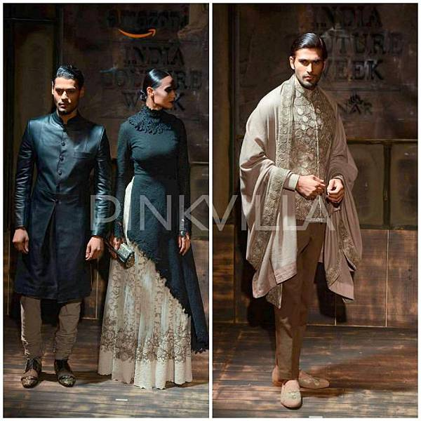 Sabyasachi Christian Louboutin India Couture Week7.preview
