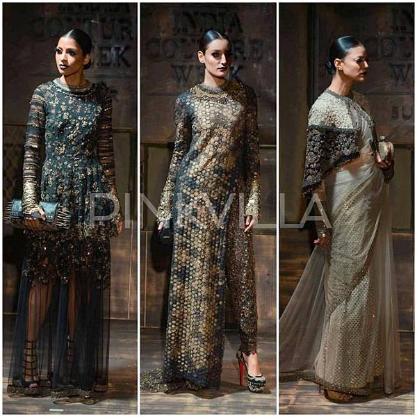 Sabyasachi Christian Louboutin India Couture Week9.preview
