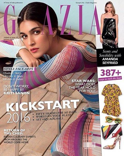 Kriti_Sanon_GRAZIA_Cover_January_2016