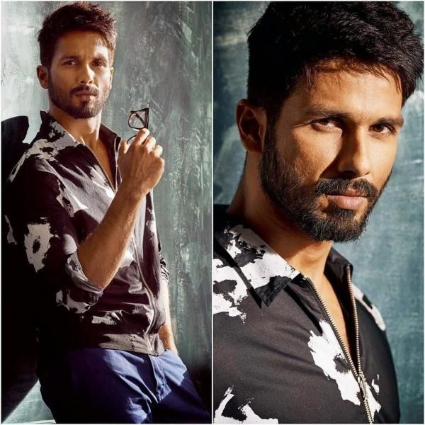 Shahid Kapoor Is Hotness Personified on Filmfare Latest Issue  (3)
