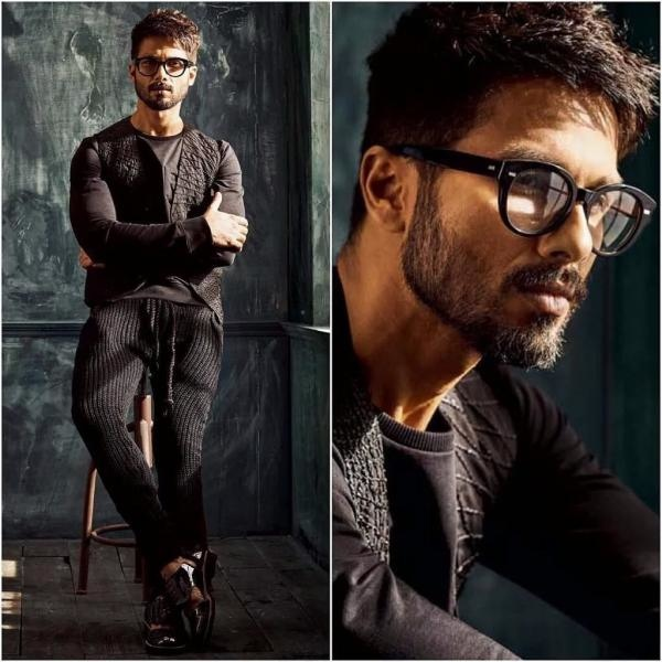 Shahid Kapoor Is Hotness Personified on Filmfare Latest Issue  (2)