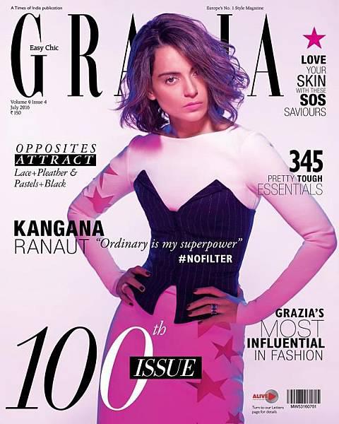 Kangana-Grazia-cover