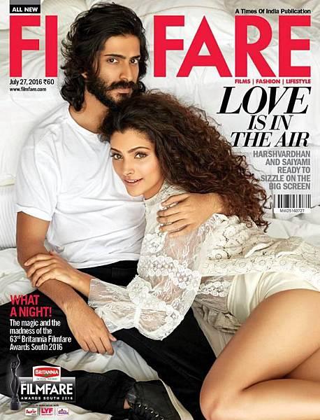 Harshvardhan-Saiyami-Filmfare-cover