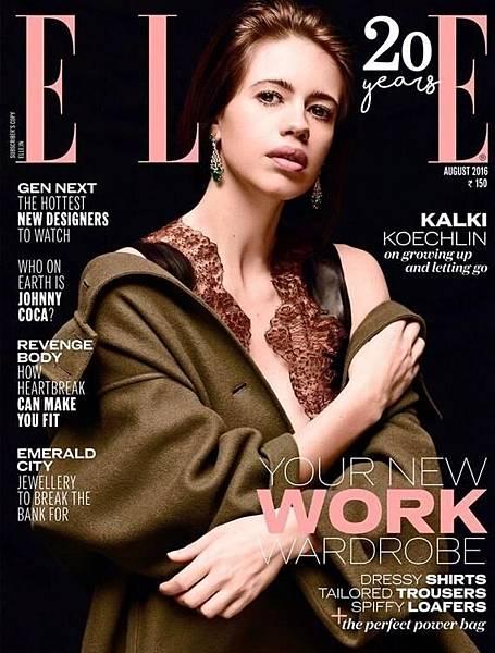Kalki-Elle-India-cover-magazine