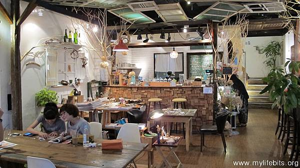 樹樂集咖啡 Treellage Life Cafe (1)