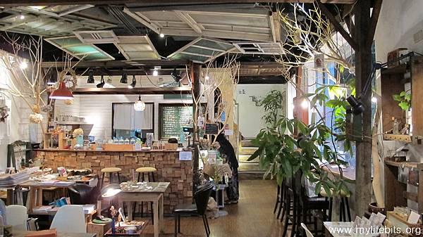 樹樂集咖啡 Treellage Life Cafe (0)