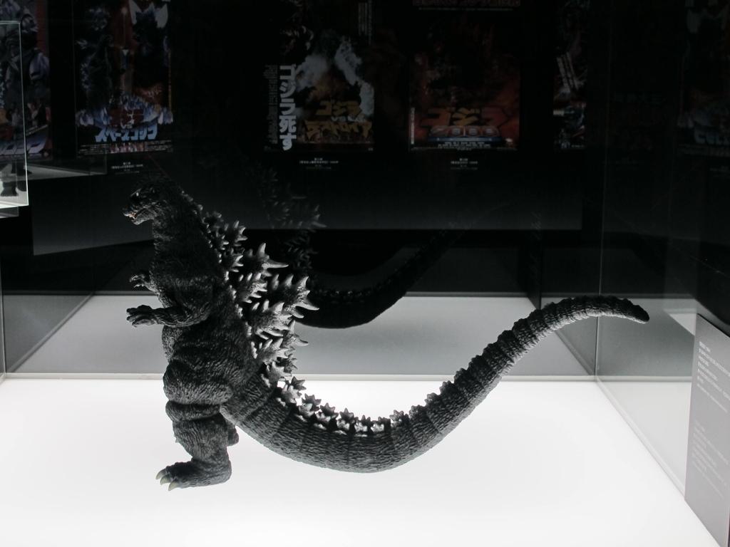 怪獸之王哥吉拉特展Godzilla (12).JPG