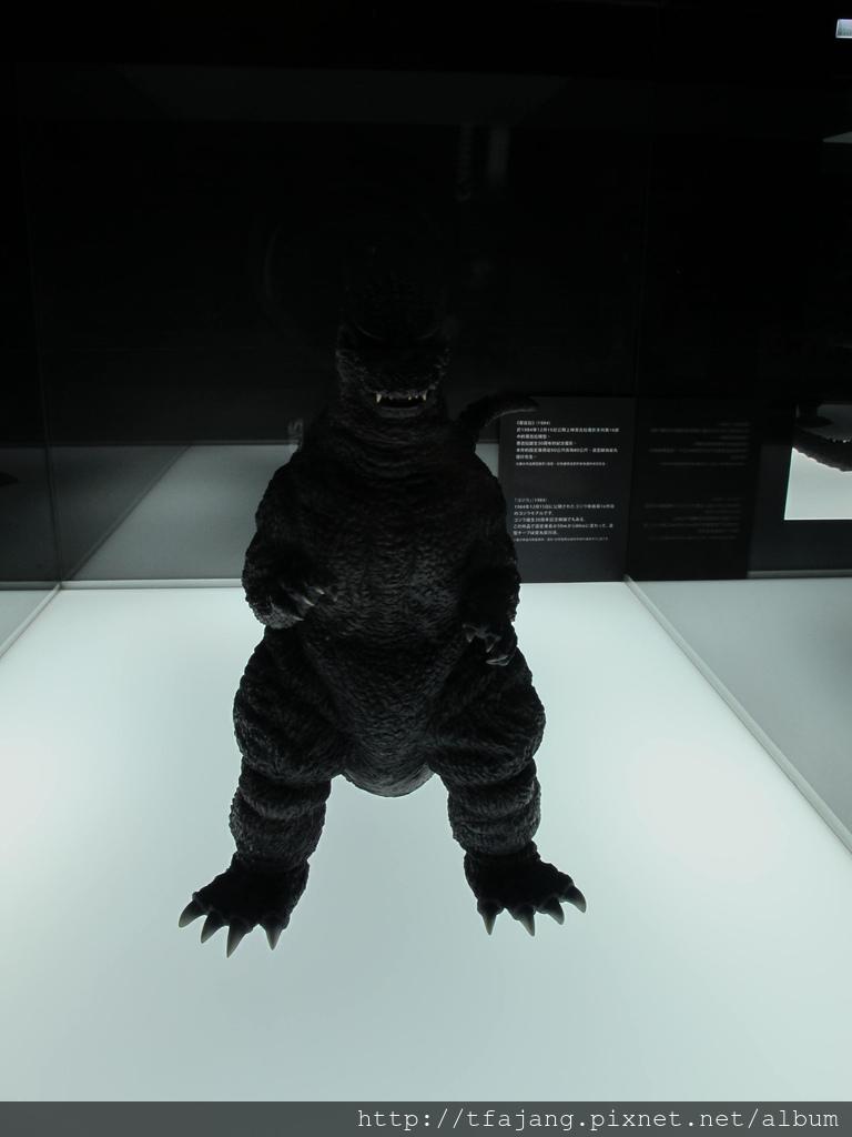 怪獸之王哥吉拉特展Godzilla (18).JPG