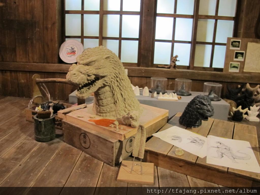 怪獸之王哥吉拉特展Godzilla (26).JPG