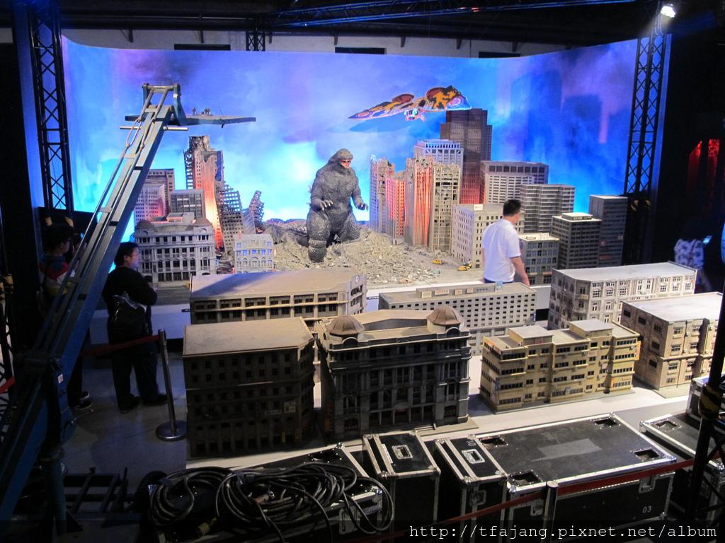 怪獸之王哥吉拉特展Godzilla (34).JPG