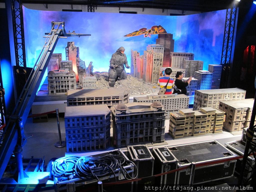 怪獸之王哥吉拉特展Godzilla (35).JPG