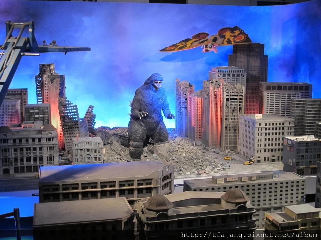 怪獸之王哥吉拉特展Godzilla (36).JPG