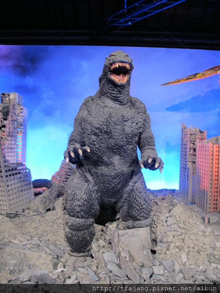 怪獸之王哥吉拉特展Godzilla (37).JPG