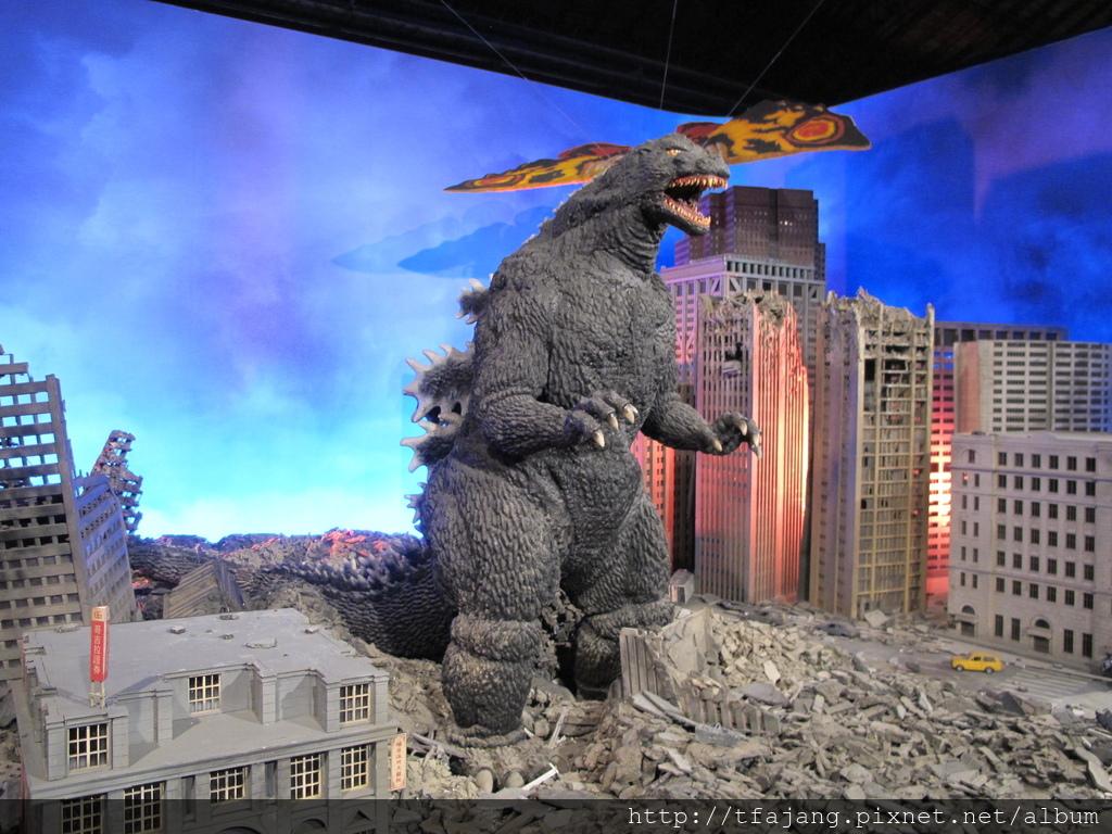 怪獸之王哥吉拉特展Godzilla (39).JPG