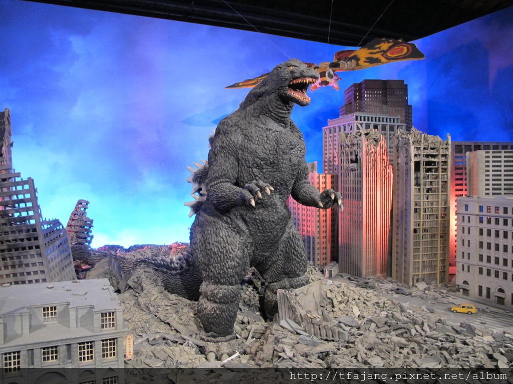 怪獸之王哥吉拉特展Godzilla (38).JPG