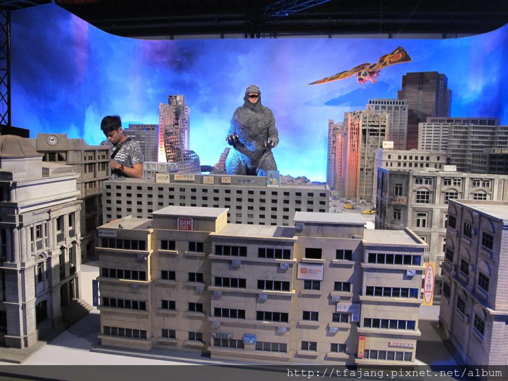 怪獸之王哥吉拉特展Godzilla (40).JPG
