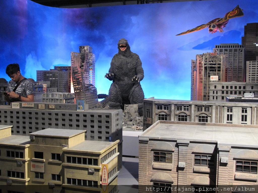 怪獸之王哥吉拉特展Godzilla (41).JPG