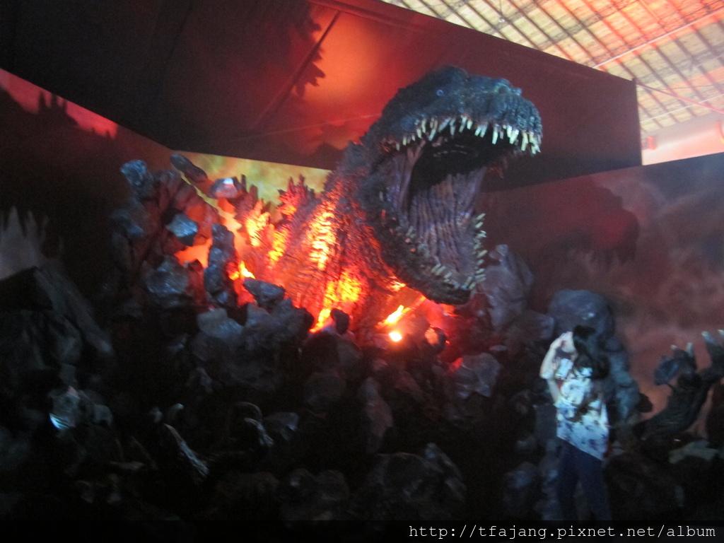 怪獸之王哥吉拉特展Godzilla (45).JPG