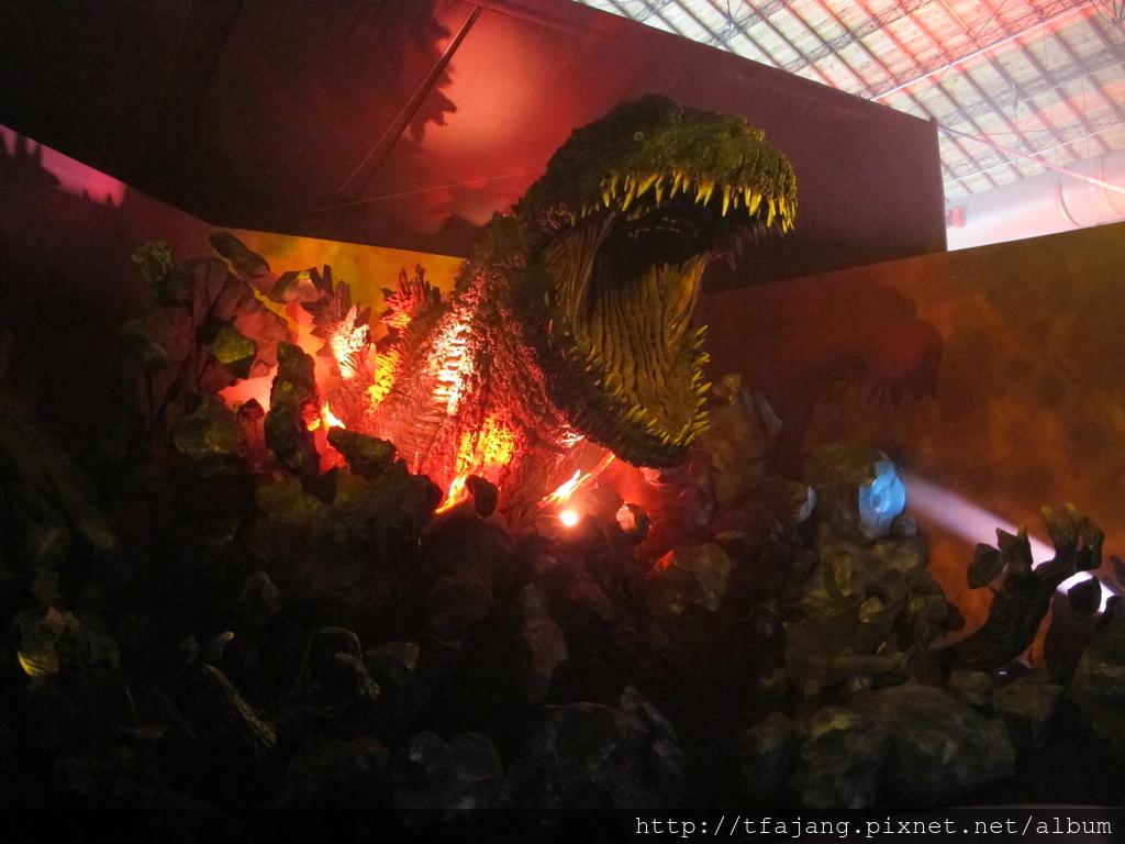 怪獸之王哥吉拉特展Godzilla (46).JPG