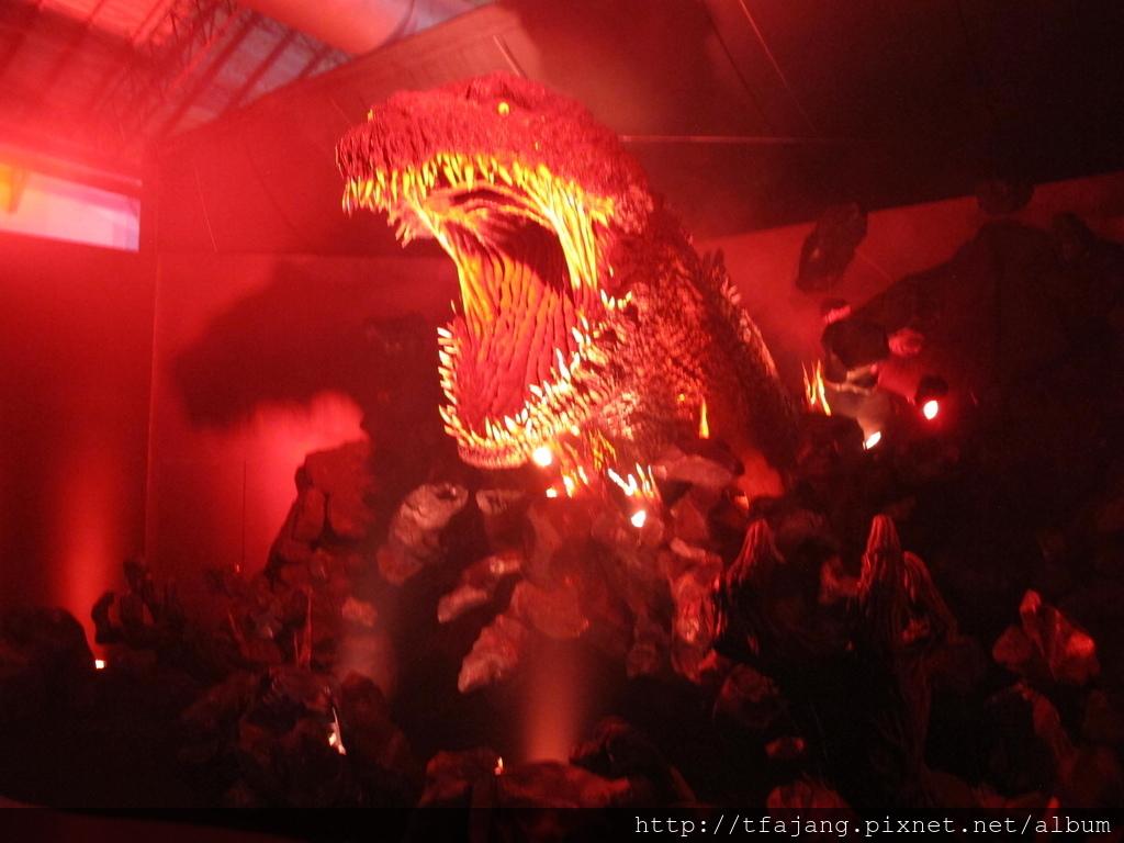 怪獸之王哥吉拉特展Godzilla (48).JPG