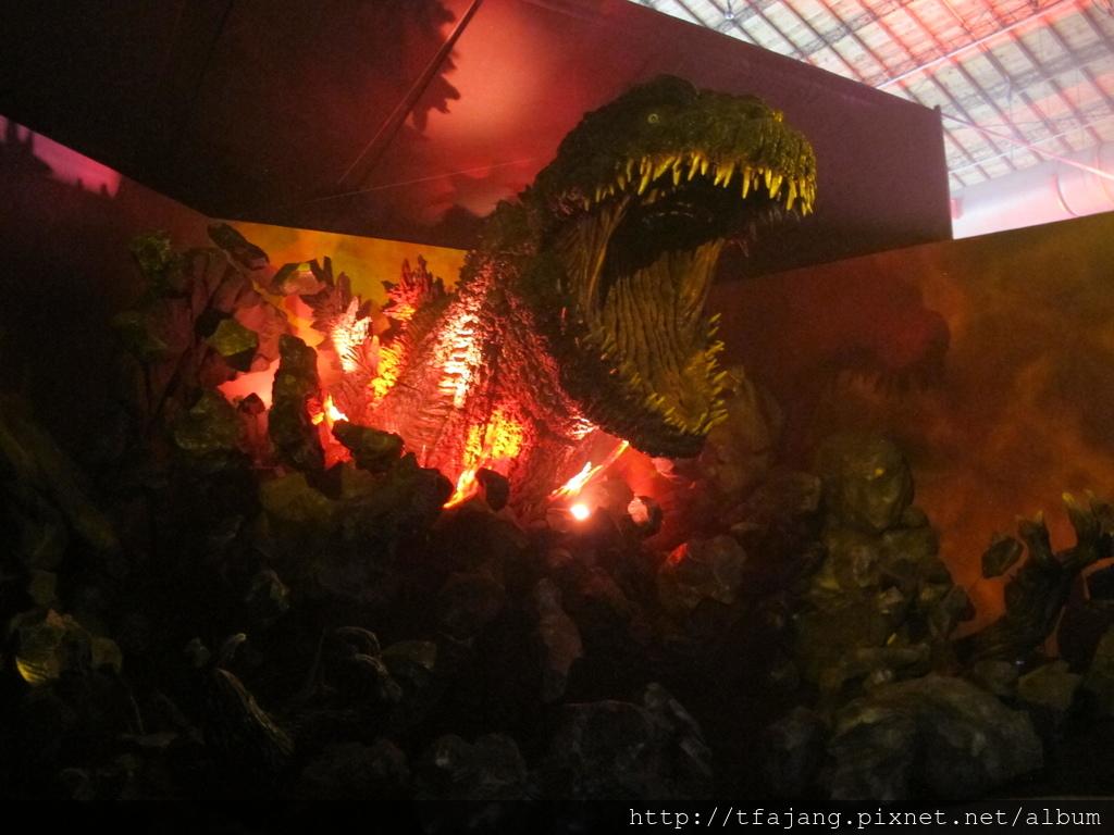 怪獸之王哥吉拉特展Godzilla (47).JPG