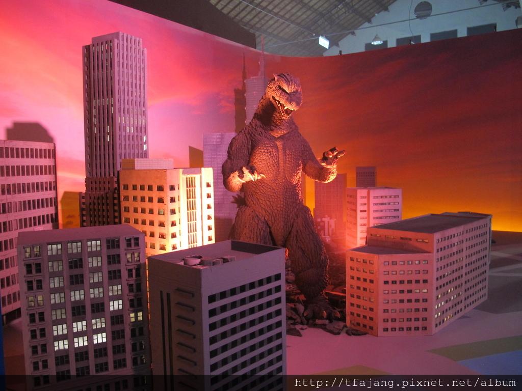 怪獸之王哥吉拉特展Godzilla (50).JPG