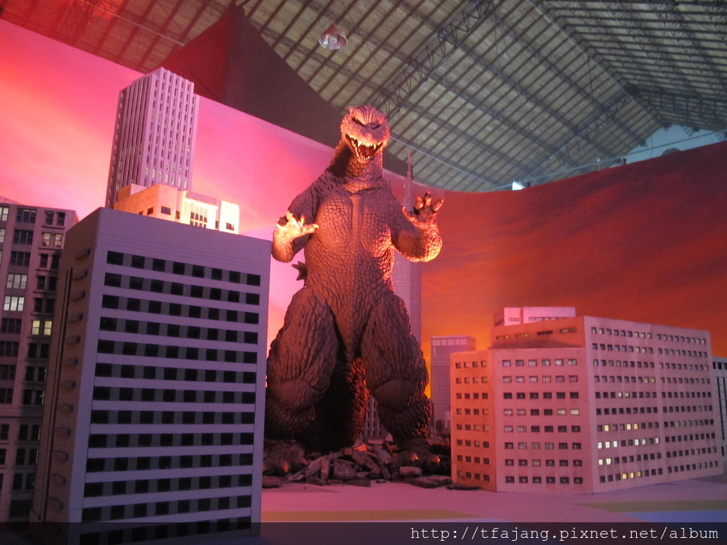 怪獸之王哥吉拉特展Godzilla (51).JPG