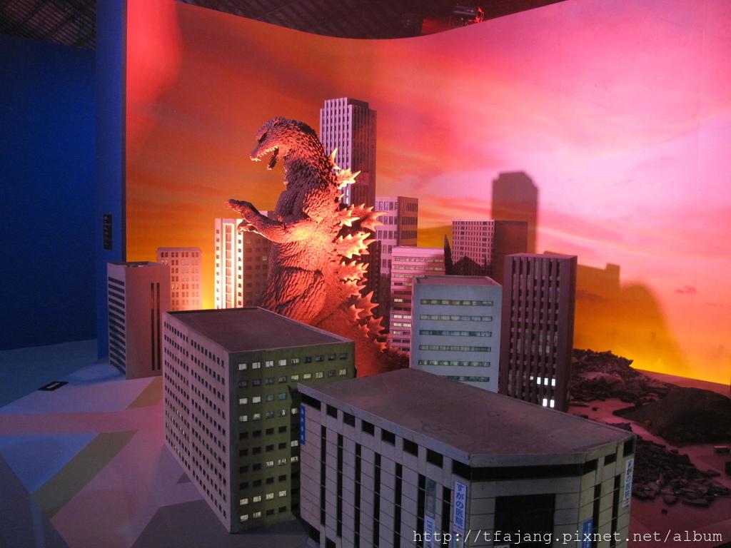 怪獸之王哥吉拉特展Godzilla (55).JPG