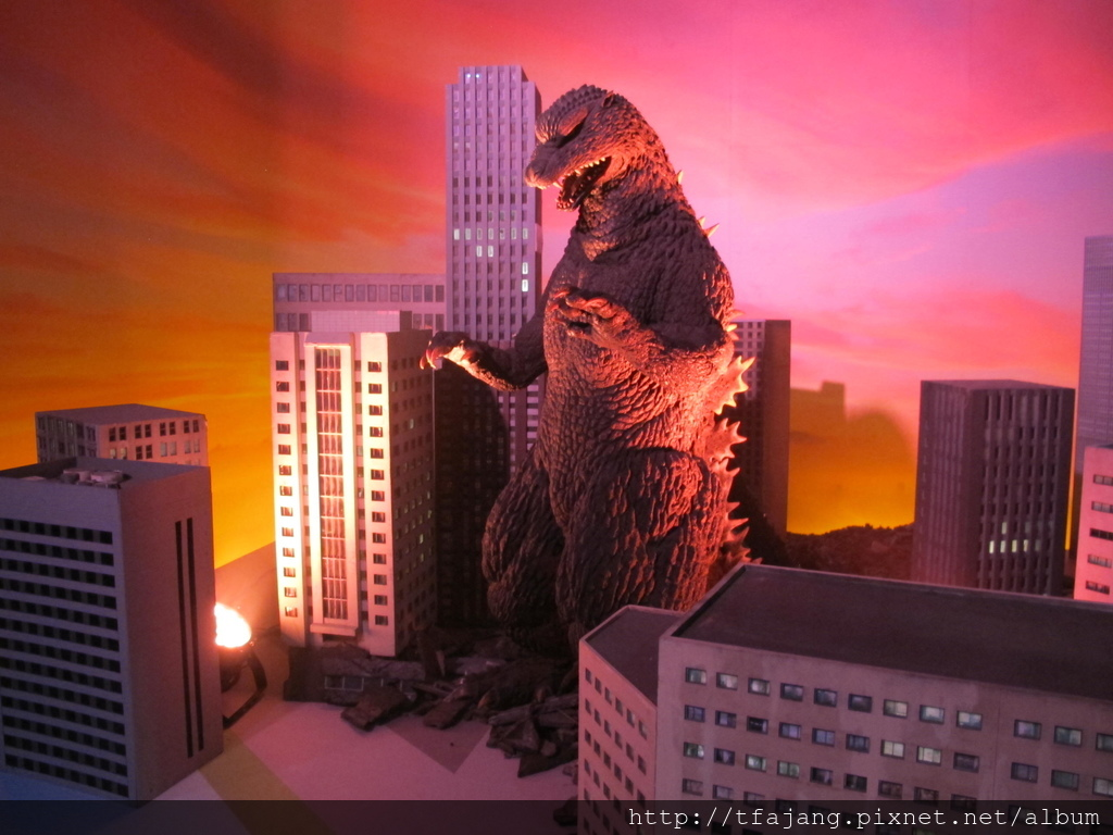 怪獸之王哥吉拉特展Godzilla (53).JPG