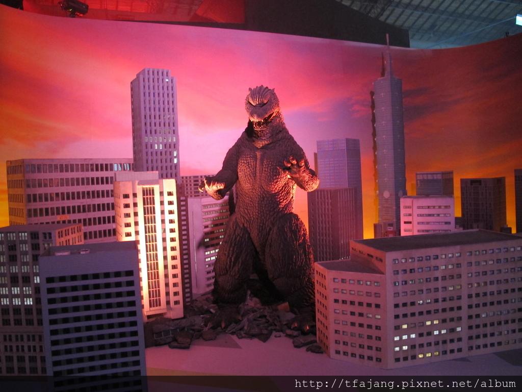 怪獸之王哥吉拉特展Godzilla (52).JPG
