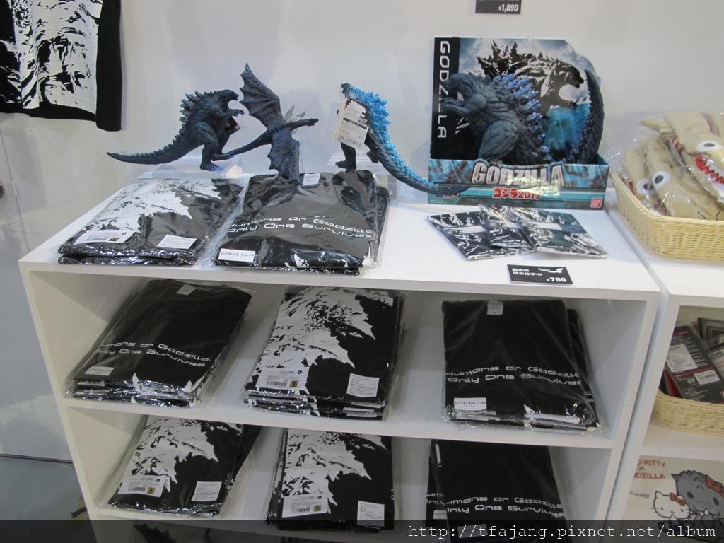 怪獸之王哥吉拉特展Godzilla (59).JPG