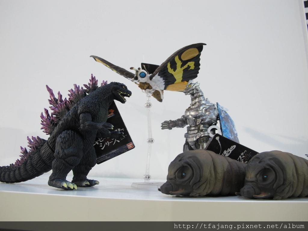 怪獸之王哥吉拉特展Godzilla (70).JPG