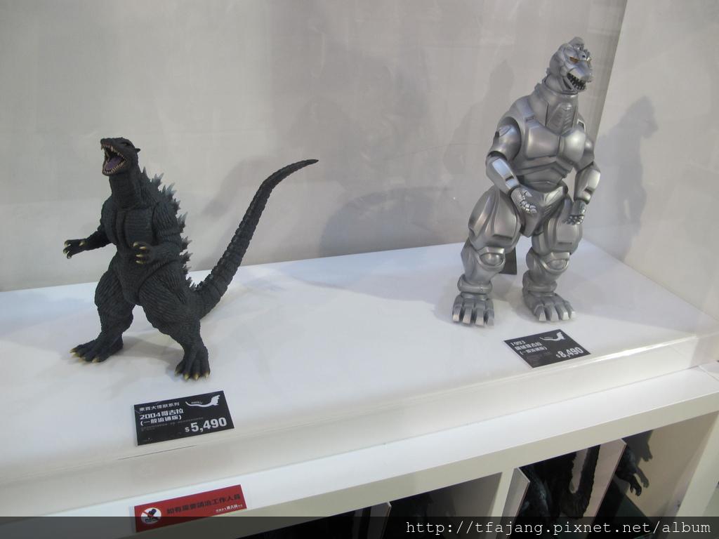 怪獸之王哥吉拉特展Godzilla (71).JPG