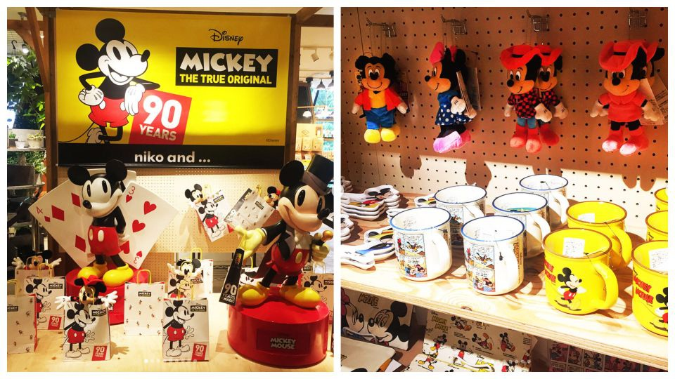 超可愛的米奇布偶、紙膠 萌小物~NIKO AND... 米奇聯名 MICKEY THE TRUE ORIGINAL 90 YEARS (30).jpg